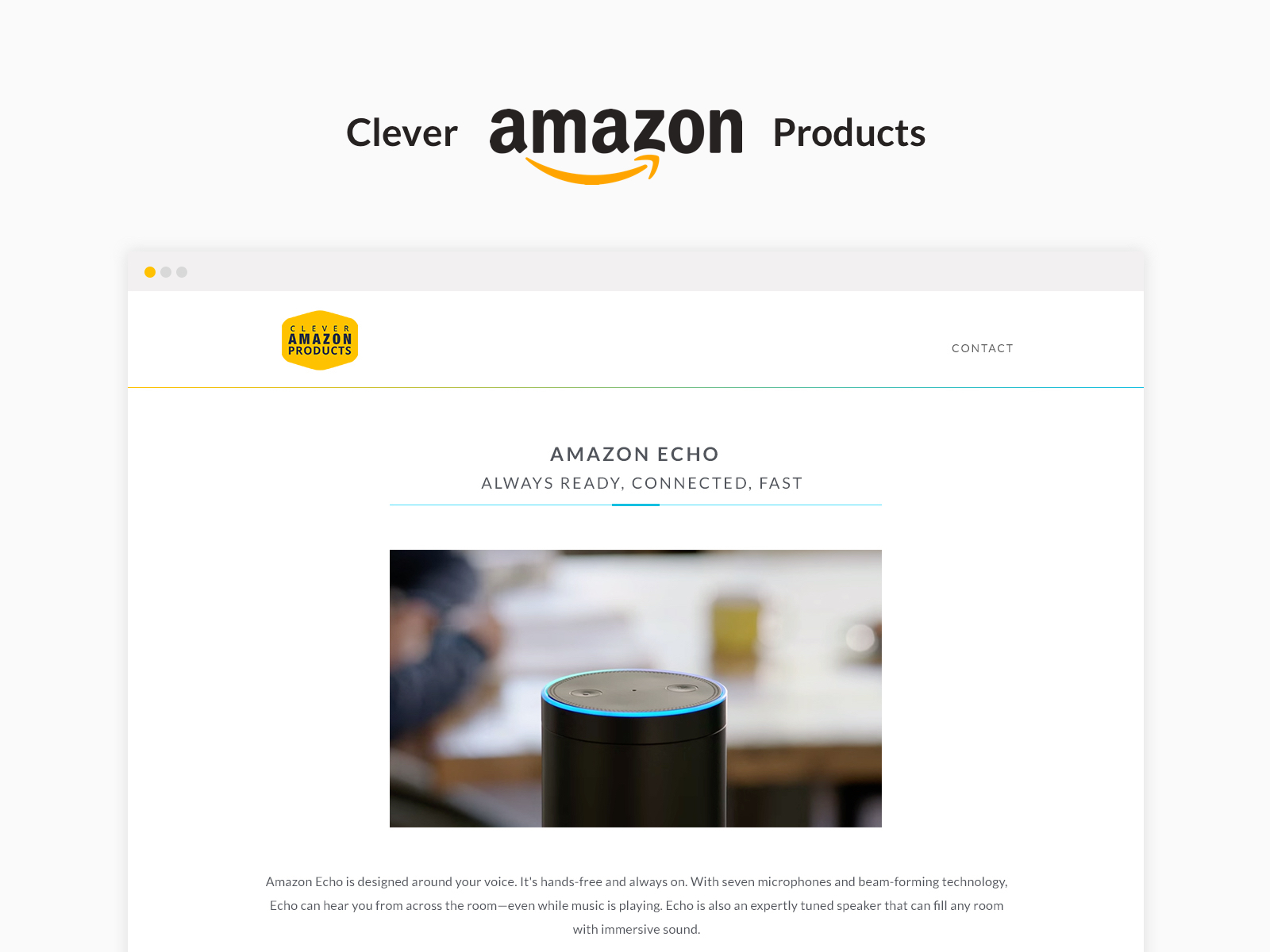 Cover-Clever Amazon Products